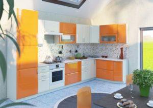 Лора кухня модульная