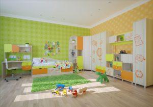 Почемучка детская мебель