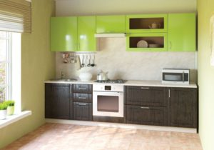 Сандра кухня модульная