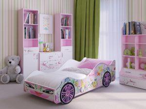 Кровать-машина Леди