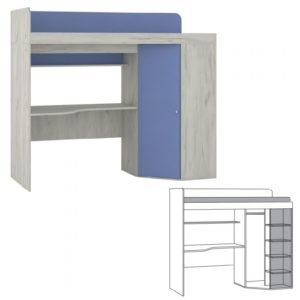 Тетрис 1 345 Кровать-чердак