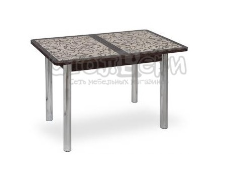 Аспен стол фотопечать, ноги прямые