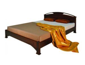 Омега Люкс Ф Кровать без спинки в ногах