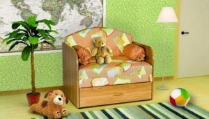 Антошка 1 85 кресло-кровать