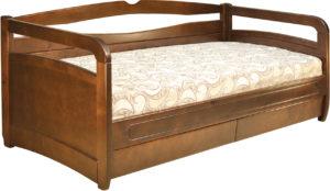 Кровать «Омега» односпальная